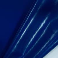 Тканина  ПВХ синя 900г/м2