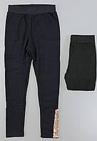 {есть:146} Лосины с имитацией джинсы утепленные для девочек Grace, 134-164 рр. Артикул: G80461