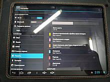 Первый в мире школьный планшет Senkatel ZnayPad T9702 на запчасти