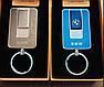 Электроимпульсная спиральная зажигалка брелок USB электро аккумулятор, фото 7