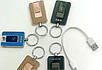 Электроимпульсная спиральная зажигалка брелок USB электро аккумулятор, фото 8