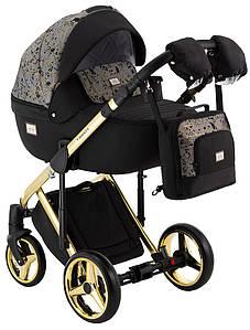 Детская универсальная коляска 2 в 1 Adamex Luciano Y842