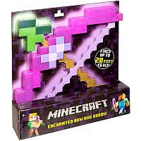Пиксельный лук Майнкрафт Minecraft Оригинал, фото 1