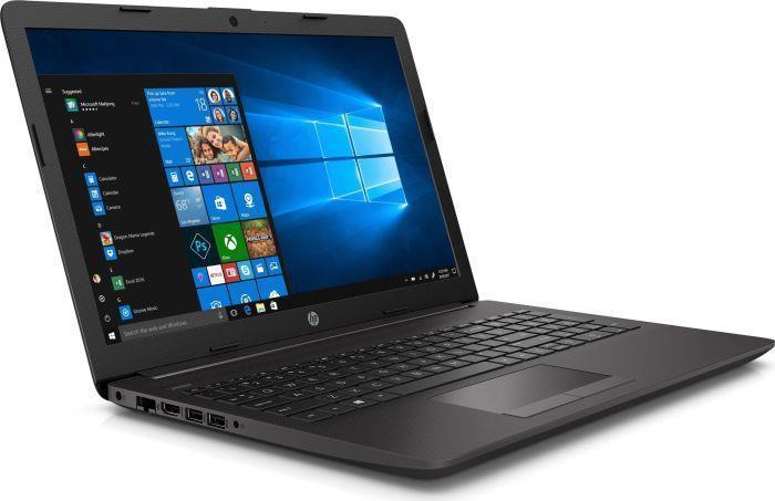 Ноутбук HP 250 G7 15.6AG/Intel i3-7020U/4/128F/DVD/int/DOS/Dark Silver