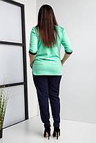 Костюм женский, размер от 44 по 64, фото 3