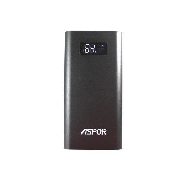УМБ Aspor Q-388 10000 mAh Черный