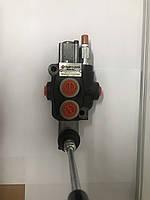 Механический гидрораспределитель моноблочный Hydro-pack 1P35R