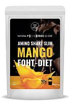 Энергетический напиток Amino Shake Slim МАНГО Foht-diet Новая Жизнь