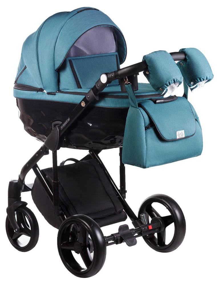Детская универсальная коляска 2 в 1 Adamex Chantal C209