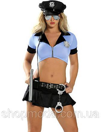 Эротический костюм полицейской, фото 2