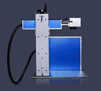 Настольный волоконный лазерный маркер 20W Raycus 200*200mm