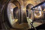 Подземная часть канализации: инженерная эстетика (вместо урока истории)