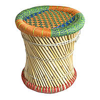 Табурет плетеный (40х36х36 см) ( 26560)