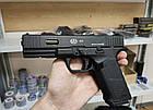 Пневматический пистолет SAS G17 (Blowback), фото 3