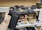 Пневматический пистолет SAS G17 (Blowback), фото 4