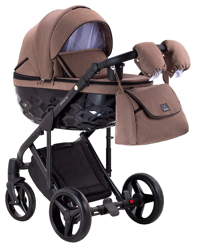 Детская универсальная коляска 2 в 1 Adamex Chantal C223