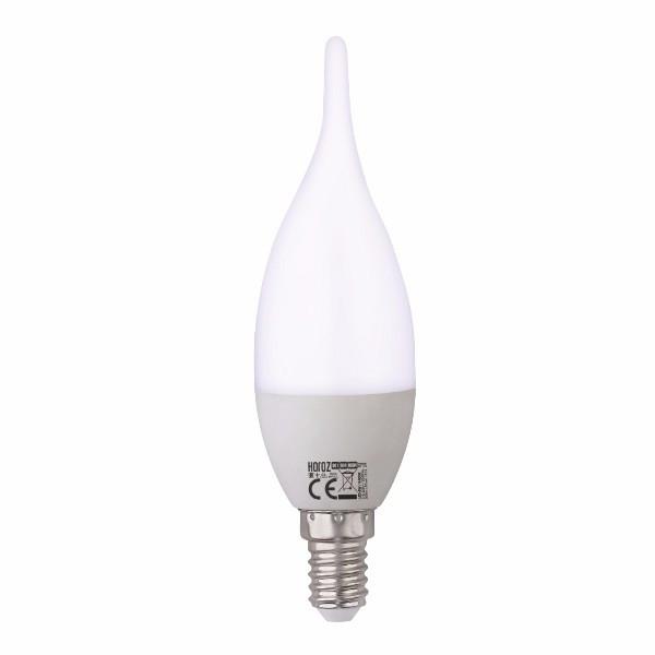 """Лампа Светодиодная """"CRAFT - 6""""  6W 6400K E14"""