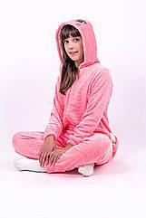 Кигуруми пижама Котик, детский и подростковый рост 98-164
