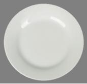 Тарілка десертна,обідня,салатник Vittora.Біла,15см,18см,19см,23см