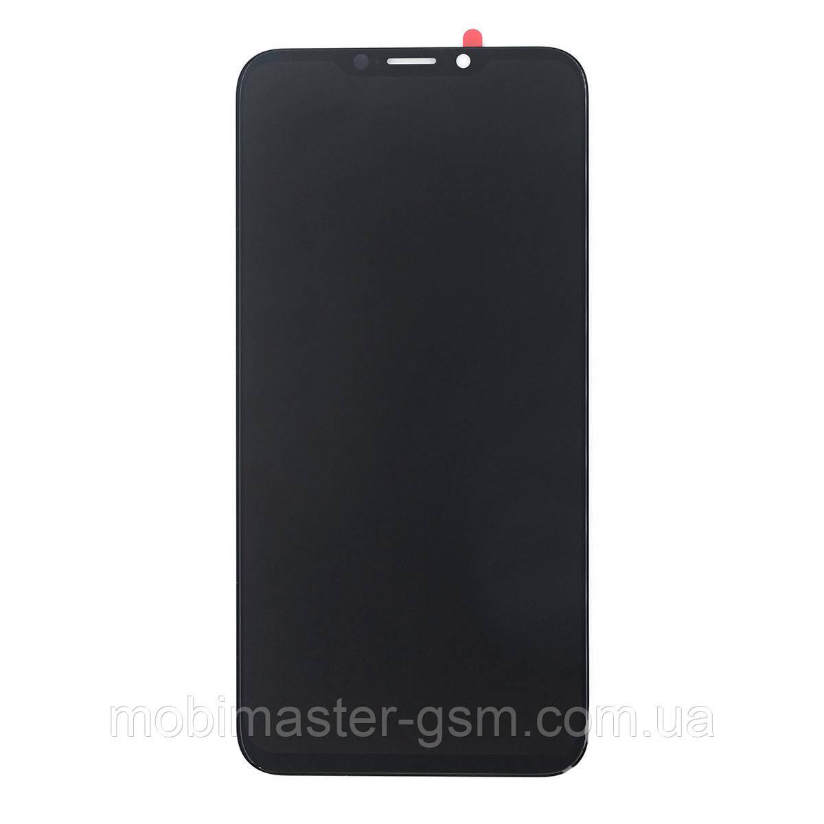 Дисплейный модуль Meizu X8 black