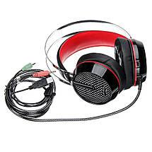 Наушники проводные G6 игровые с микрофоном, фото 2