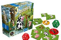 Granna 81756 настольная игра Супер фермер в стиле Ранчо.