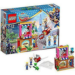 Lego 41231 DC Super Hero Girls Харли Квинн спешит на помощь