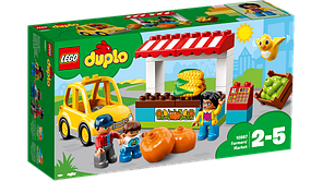 Lego 10867 Duplo Фермерский рынок.