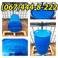 Бочки пластиковые 200 литров (Чистые, вымытые, пропаренные)