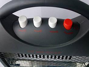 Инфракрасный электрообогреватель Domotec MS NSB 120, фото 2