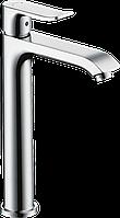 Змішувач для раковини Hansgrohe Metris 200 з донним клапаном