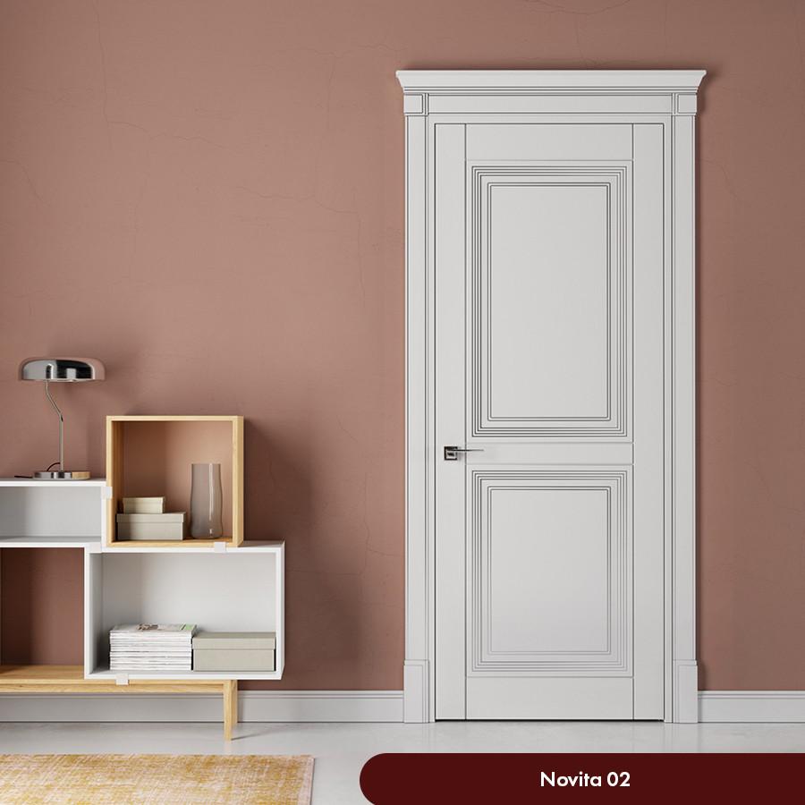 Межкомнатные двери VPorte Novita 02, 04