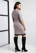 Сукня ангора розмір 44-54, фото 2
