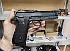 Пневматический пистолет KWC KMB15 Beretta 92, фото 3