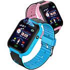 Умные Смарт Часы Smart Watch A25S Розовые, фото 3