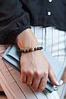 Жіночий стильний браслет з натуральних каменів!!!, фото 4