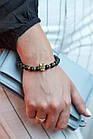 Жіночий стильний браслет з натуральних каменів!!!, фото 7
