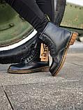 Ботинки кожаные женские Dr Martens. ХИТ ПРОДАЖ., фото 7
