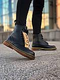 Ботинки кожаные женские Dr Martens. ХИТ ПРОДАЖ., фото 9