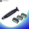 Триммер для бороды MicroTouch Solo - электробритва мужская универсальная для стрижки бороды, фото 4