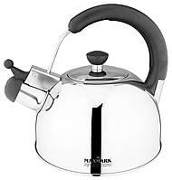 Чайник зі свистком 2,5 л. Maxmark MK-1307