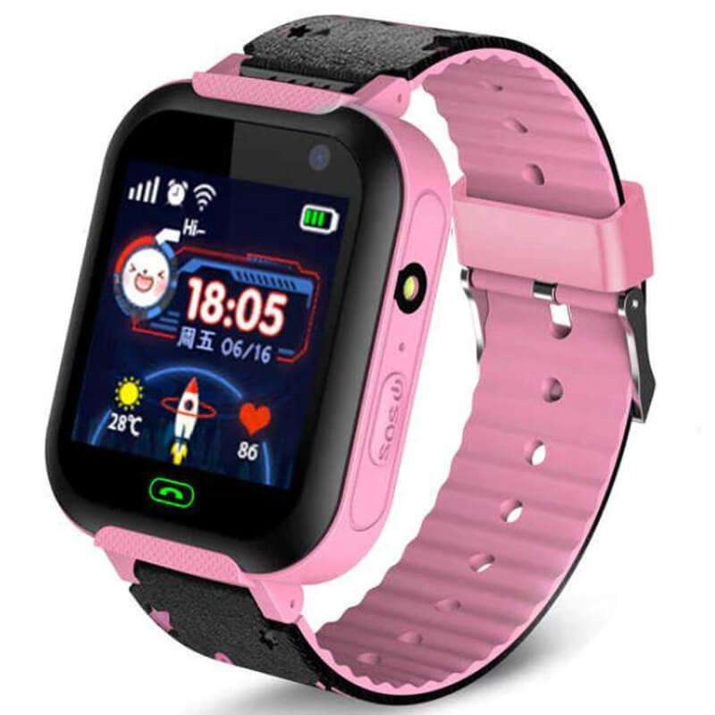 Умные Смарт Часы Smart Watch A25S Розовые