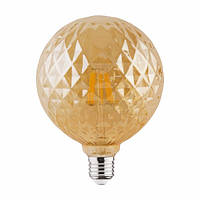 "Лампа ""RUSTIC TWIST-6"" 6W Filament led 2200К  E27"