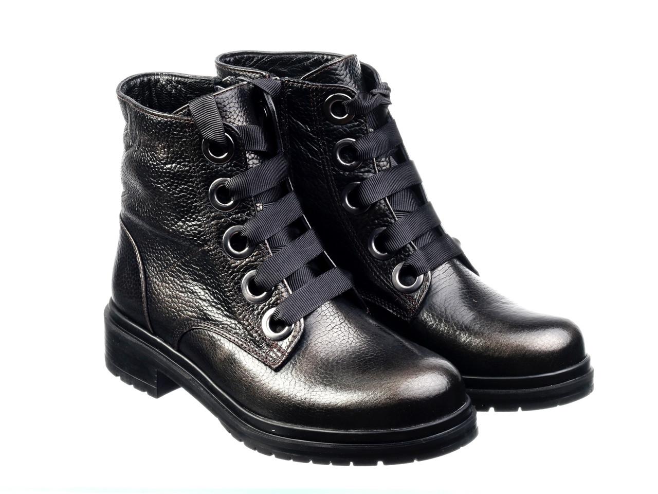 Ботинки Etor 6594-7211 бронза, фото 1