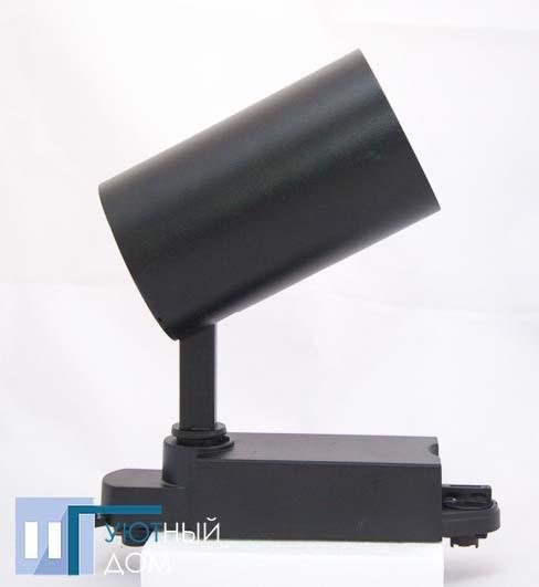 Светодиодный светильник трековый Feron AL102 COB 12W 2700K чёрный