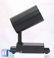 Светодиодный светильник трековый Feron AL102 COB 12W 2700K чёрный, фото 1