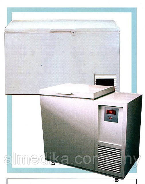 Холодильник низькотемпературний ХНТ-200 (-60°C ДО 90°C) - фото 2