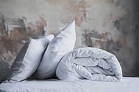 Комплект постельного белья OWL White Crystal Перкаль Евро (hp_01-2)