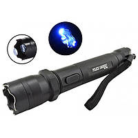 Многофункциональный тактический фонарик отпугиватель Police 1102, фонарик  отпугиватель,