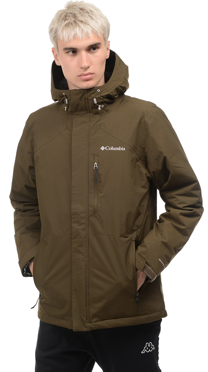 Куртка утепленная мужская Columbia Murr Peak II